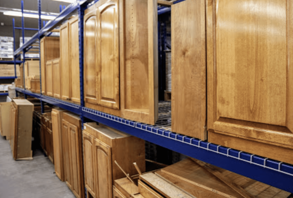 Cabinetry from desconstruction