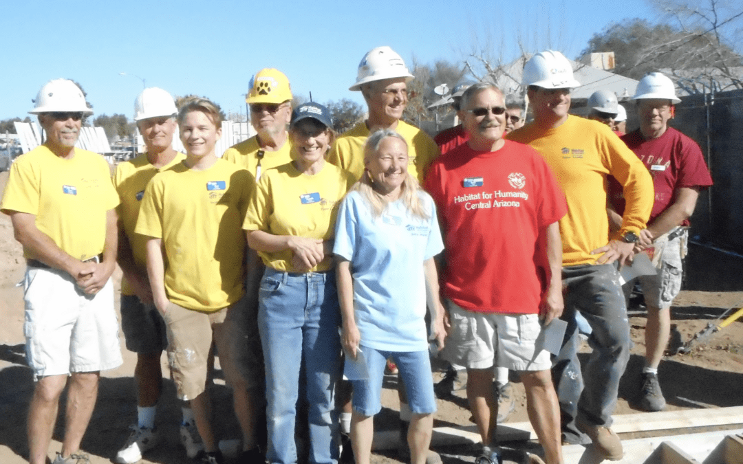 Volunteering is a labor of love