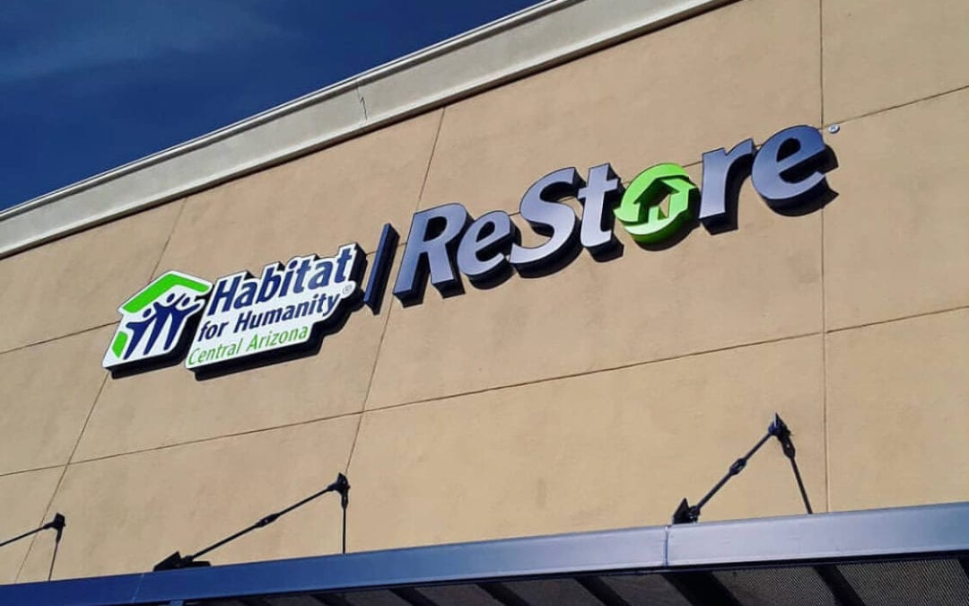 Why Shop at a Habitat ReStore?